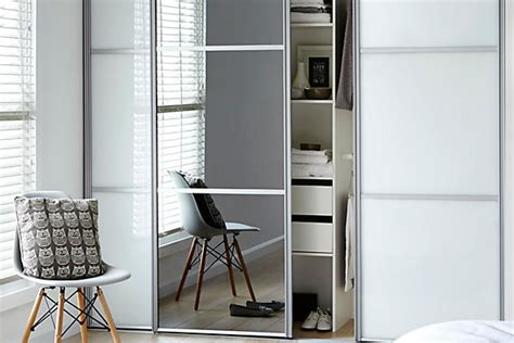 Thin Single Wardrobe by Fitted Sliding Wardrobes By Metro Wardrobes Showroom