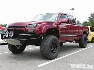 Lifted Chevy Trucks Wallpaper - WallpaperSafari