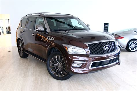2015 Infiniti Qx80 Limited Stock # 7nc015377c For Sale