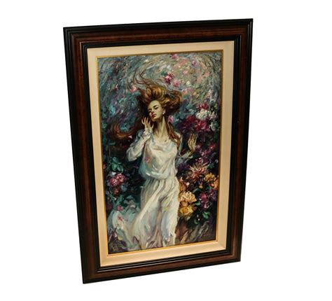 cao yong winds  love giclee  canvas
