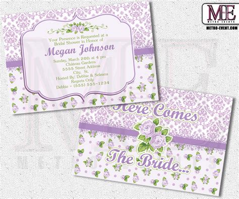 shabby chic bridal shower invitations shabby chic bridal shower invitations metro events party supplies online store powered by