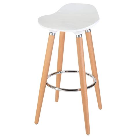 chaise de cuisine design tabouret de bar oaky la chaise longue