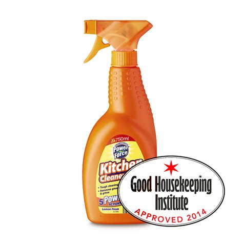 Powerforce Kitchen Cleaner  Good Housekeeping Institute
