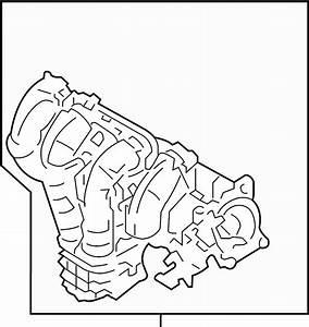 Ford Escape Engine Intake Manifold  2 3 Liter  Escape