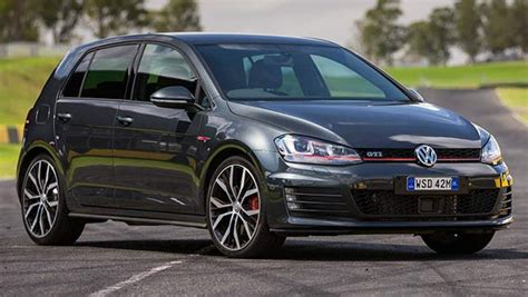 Wv Golf Gti by 2014 Golf Gti Review Carsguide