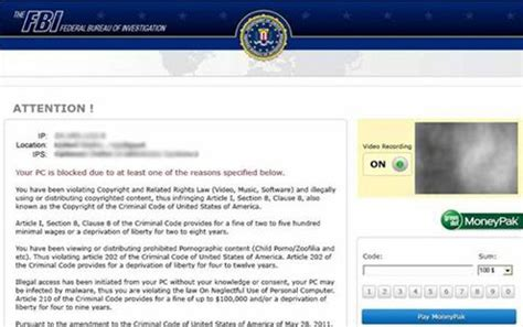 The federal bureau of investigation (fbi) is a federal criminal investigative, intelligence agency, and the primary information obtained through an fbi investigation is presented to the appropriate u.s. New Internet Scam — FBI