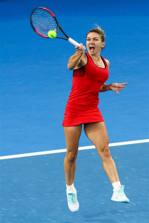 No. 1 Simona Halep Exits the U.S. Open in the First RoundNo. 1 Simona Halep Exits the U.S. Open in the First Round