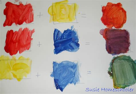 what color does purple and yellow make yellow second box color does make home living now