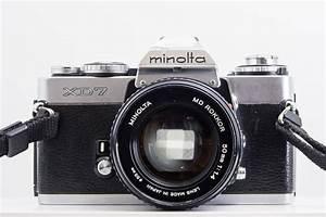 Minolta Xd7   Md Rokkor 50  1 4