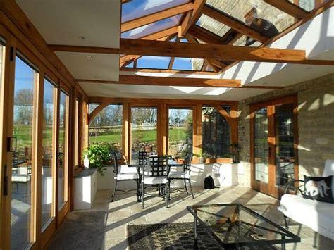 Oak Timber Framed Conservatory