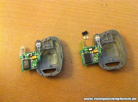 twingo wegfahrsperre code berechnen elektronische