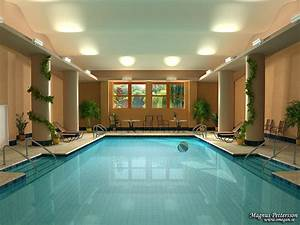 Indoor swimming pools swimming pool design for Indoor swimming pool design ideas