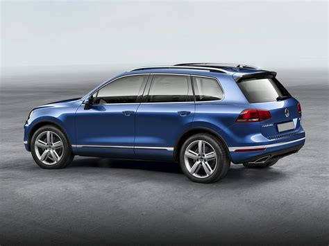volkswagen touareg new 2017 volkswagen touareg price photos reviews