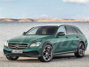 Mercedes Classe S 2017 : mercedes classe e allroad 2017 le break classe e fa on ~ Dallasstarsshop.com Idées de Décoration