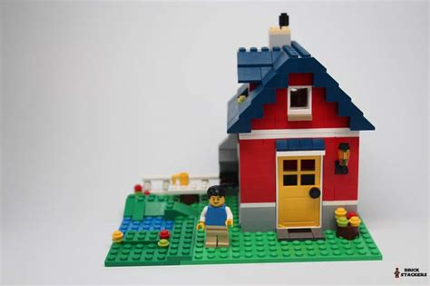lego creator  small cottage review brick stackers