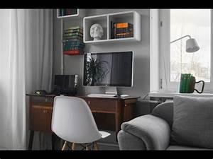Zettels Kleines Zimmer : 1 zimmer wohnung roomtour 1 zimmer wohnung kleine wohnung gestalten youtube ~ Watch28wear.com Haus und Dekorationen
