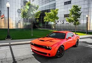 Dodge Challenger SRT Hellcat Widebody 4k, HD Cars, 4k