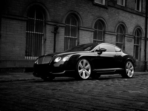 Black Bentley Car Pictures & Images – Super Cool Black