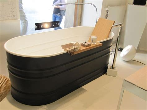 Trough Tub by Galvanized Stock Tank As Bath Tub Fancy Version Of My