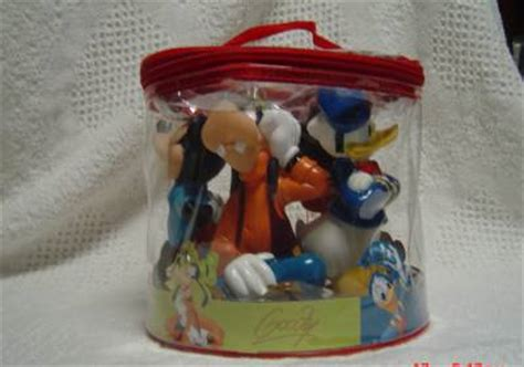 disney mickey mouse friends bath tub pool squeeze toy 5