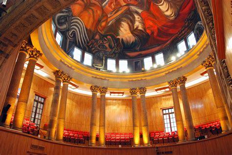 jose clemente orozco murales universidad de guadalajara por culminar la restauraci 243 n de murales de orozco en el