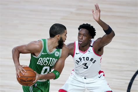 Full game video and photo highlights: Celtics at Raptors 8/7