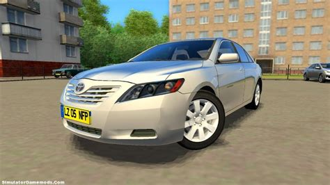 toyota camry  game version  simulator games