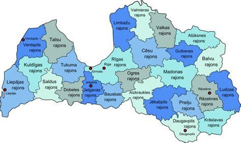 Ģeogrāfiskā karte - Latvija - 1,126 x 669 Pikselis - 364 ...