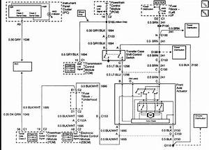 2005 Chevy 2500 Transfer Case Wiring Diagram