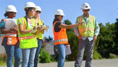 girls told  aim higher   career  construction