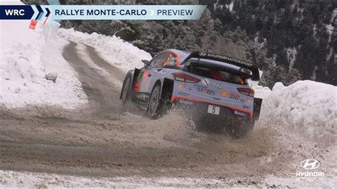 rallye monte carlo 2019 rallye monte carlo hyundai motorsport 2019 asc