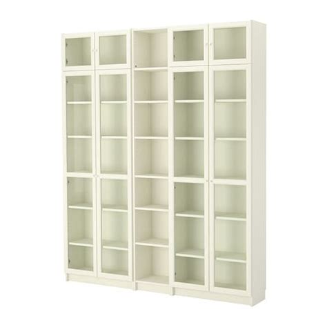 Billy Bookcase White by Billy Oxberg Bookcase White Ikea
