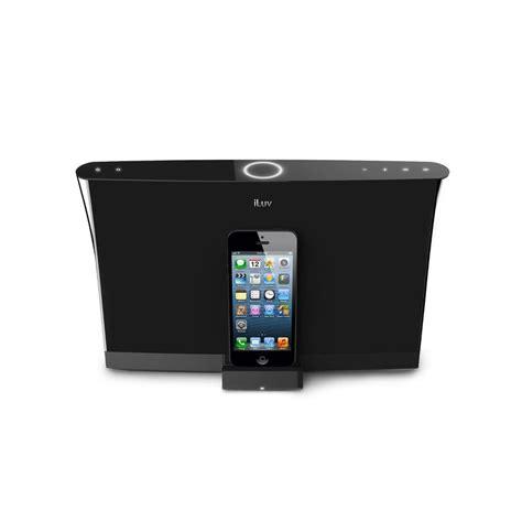 iphone 5 speaker iluv high fidelity charging speaker lightning dock for