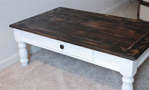 Refinish coffee table craft pinterest for Refinishing a coffee table ideas