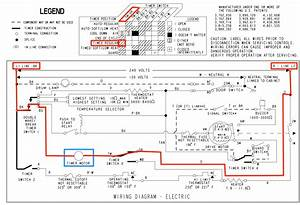 Whirlpool Wed5700sw0 Dryer Timer Circuit - The Appliantology Gallery - Appliantology Org