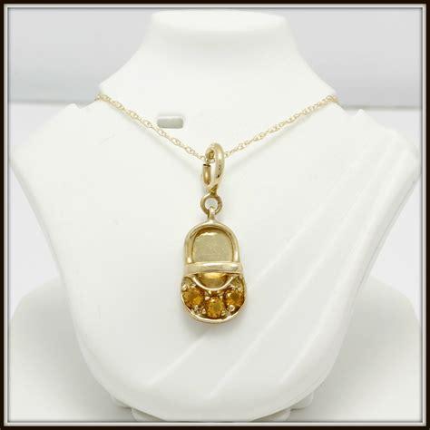 Solid 10k Yellow Gold, 025ctw Genuine Citrine Necklace. Christening Bracelet. Three Stone Pendant. Sagittarius Rings. Simon G Bands. Women Band. Logo Bracelet. Lab Created Gemstone. Garnet Eternity Band
