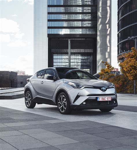 Toyota Chr Europe by Toyota Motor Europe Tme Hybrid Sales Continue To Surge