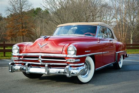 For Sale New by 1953 Chrysler New Yorker Deluxe For Sale