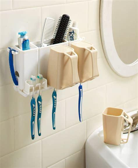 bathroom necessities organizer bath storage