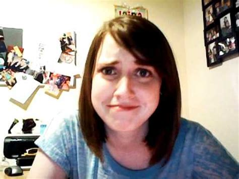 Laina Walker Meme - q a with laina walker overly attached girlfriend video most watched today
