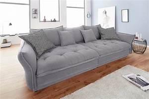 Mann Mobilia Sofa : inosign big sofa palladio wahlweise mit led ambiente beleuchtung online kaufen otto ~ Orissabook.com Haus und Dekorationen