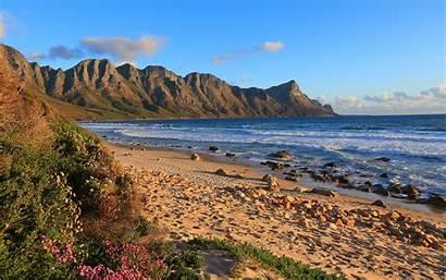 Africa 4k South Wallpapers Beach Wallpaperaccess Overberg