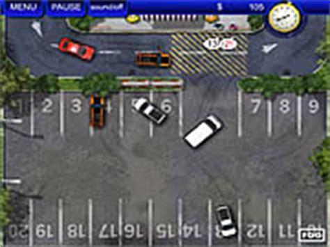 jeux de parking aname