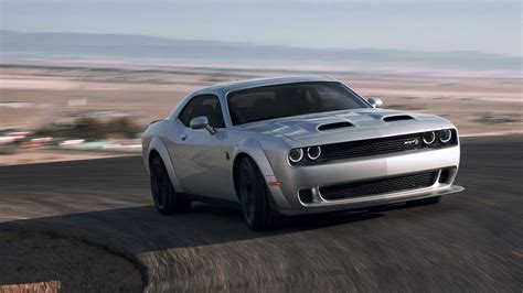 Dodge Car : Dodge Challenger Srt Hellcat Redeye Is Now The Most