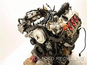 2006 Audi A6 Audi Engine Assembly
