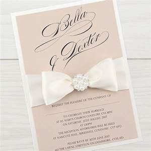 serena parcel pure invitation wedding invites With cheap wedding invitations packages uk
