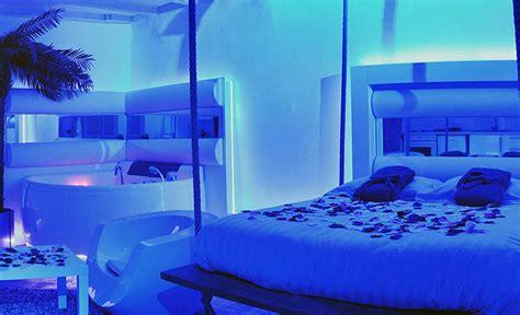 hotel avec dans la chambre lyon