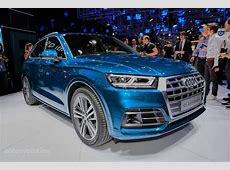 Audi Mexico Plant Gets Ready For 2017 Audi Q5 Production