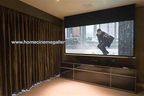 read more home theatre curtain call