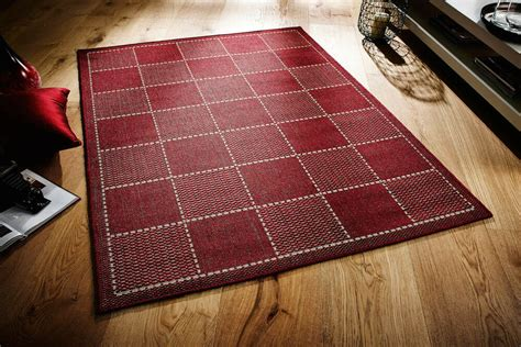 Utility Rug by Kitchen Utility Runner Rug Sisal Like Checked